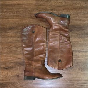 Frye Boots Size 9.5 extended calf 👢